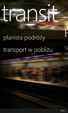 HERE Transit Nokia Lumia Windows Phone 8
