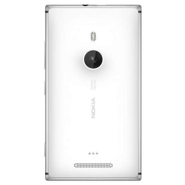 Nokia Lumia 925 - tył telefonu