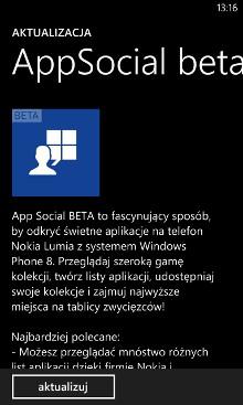 AppSocial Beta