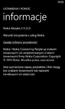 Nokia Muzyka 3.11.25.0