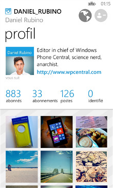 6tag - Instagram dla Windows Phone