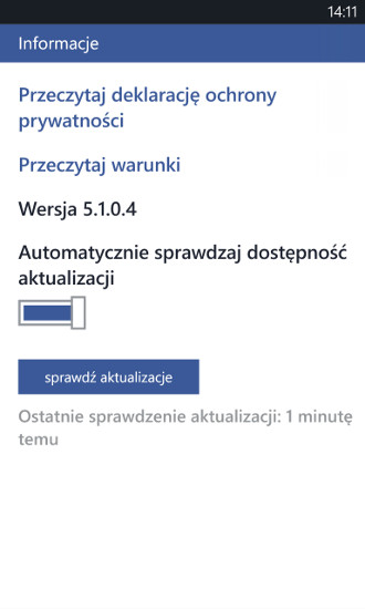 Facebook Beta 5.1.0.4 dla Windows Phone 8
