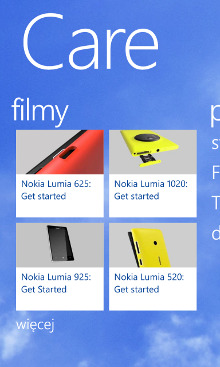 Nokia Care - Nokia Lumia Windows Phone 8