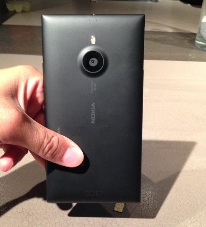 Nokia Lumia 1520 - aparat fotograficzny