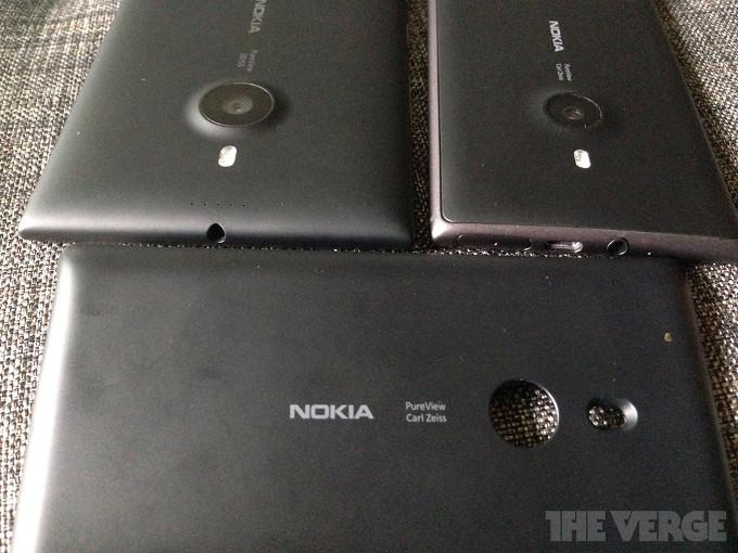 Nokia Lumia 1520 - ładowanie bezprzewodowe