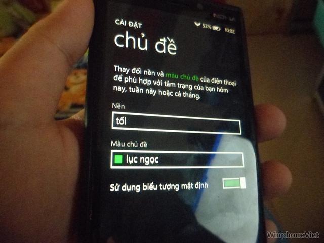 Nokia Lumia 920 Bittersweet shimmer GDR3 - procentowy wskaźnik baterii