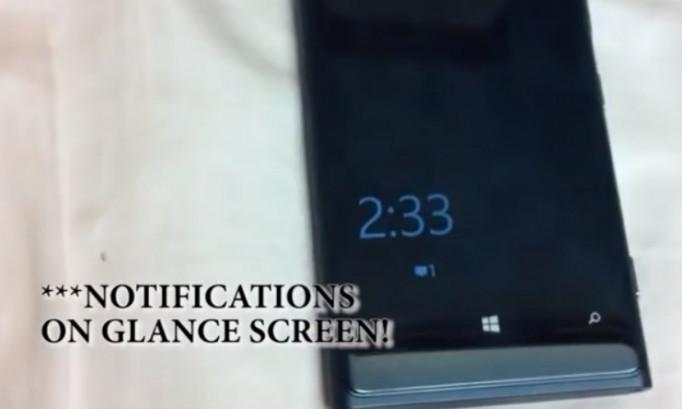 Powiadomienia na ekranie podglądu