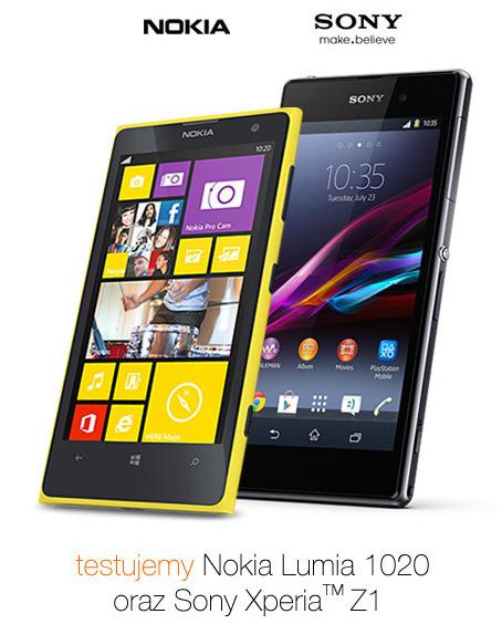 testuj z Oragne - Nokia Lumia 1020