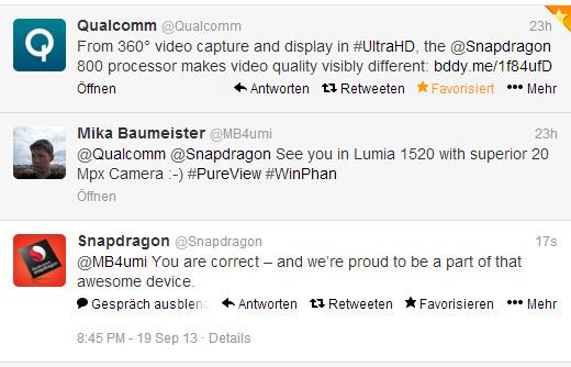 Procesor Snapdragon 800 w Nokia Lumia 1520