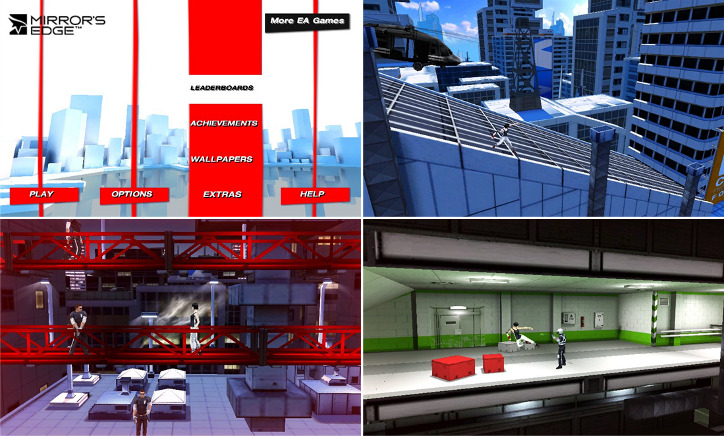 Mirror's Edge - Windows Phone