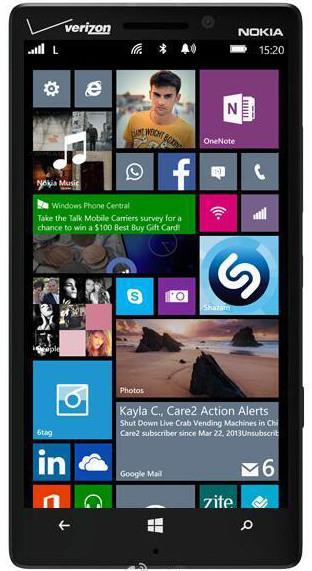 Nokia Lumia 1320 GDR3