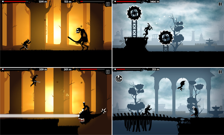 Dark Lands dla Windows Phone