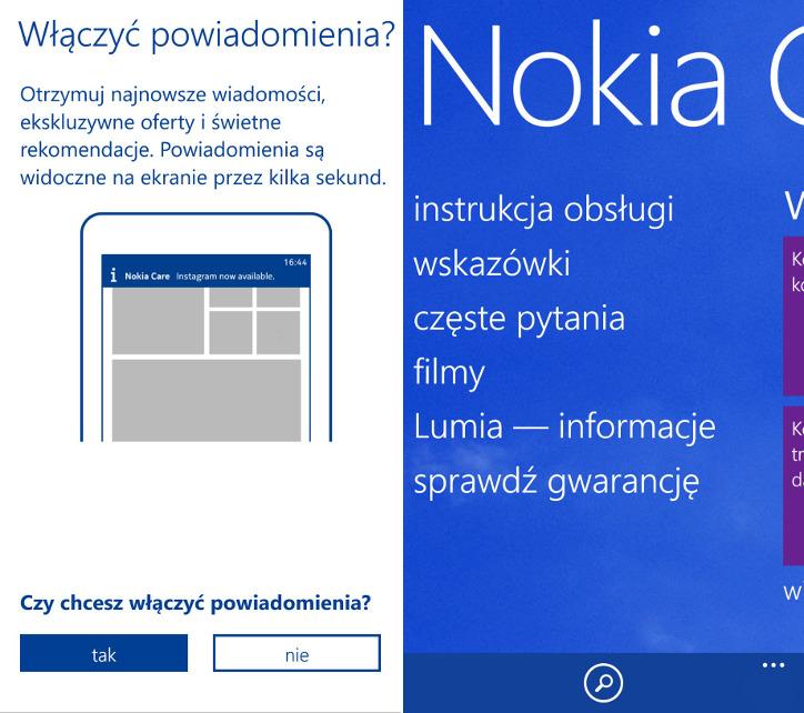 Nokia Care Nokia Lumia