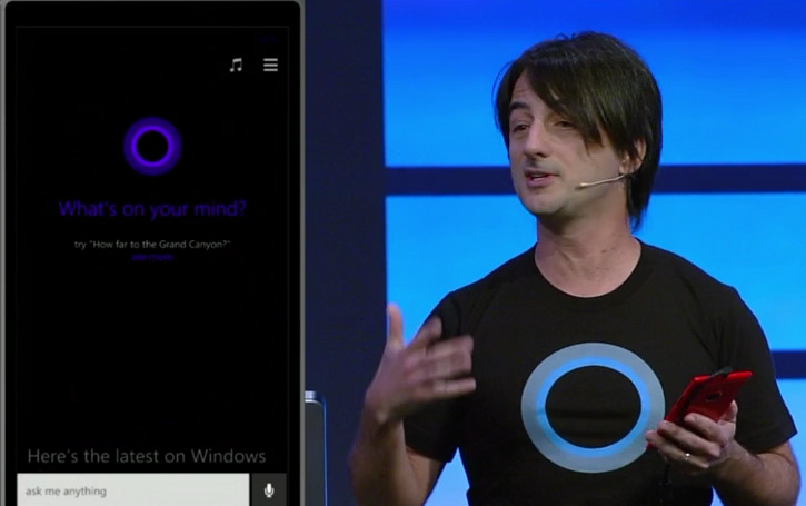 Asystent głosowy Cortana dla Windows Phone 8.1