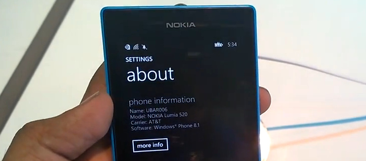Nokia Lumia 520  Full phone specifications  GSMArenacom