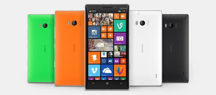 Nokia Lumia 930 Windows Phone 8.1 Lumia Cyan