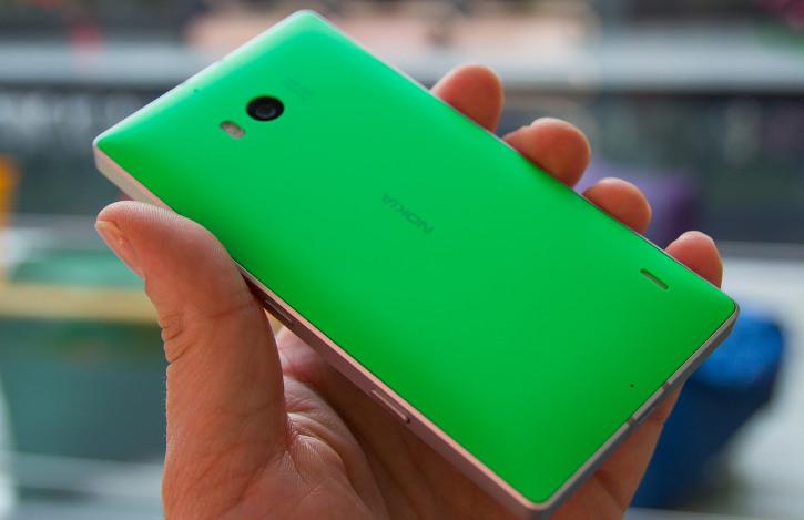 Nokia Lumia 930 zielona