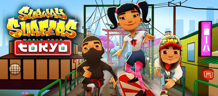 Download Subway Surfers MOD APK v Unlimited Everything
