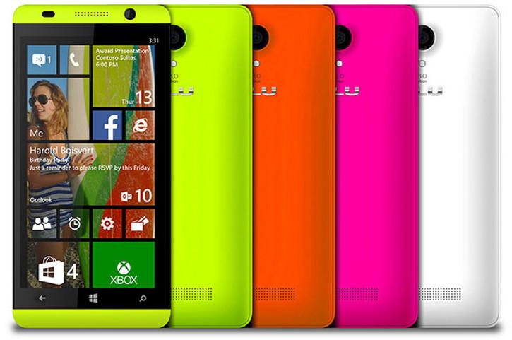 Blu Windows Phone