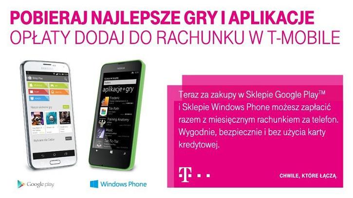 T-Mobile - dodaj do rachunku telefonicznego