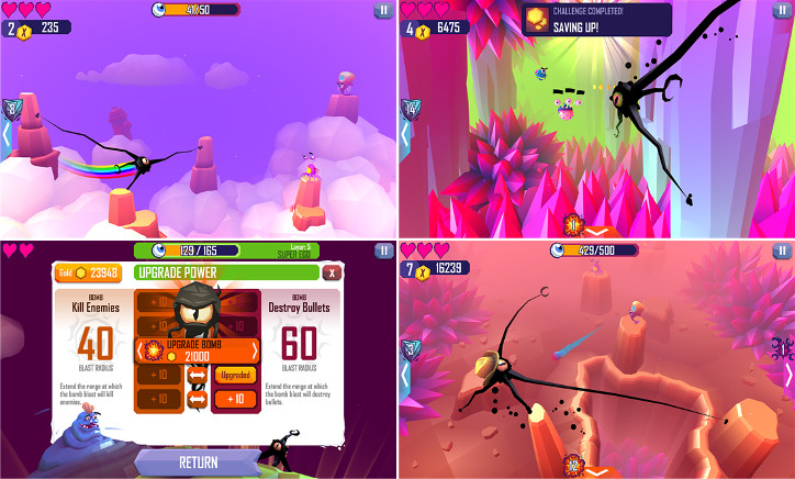 Tentacles: Enter the Mind Windows Phone