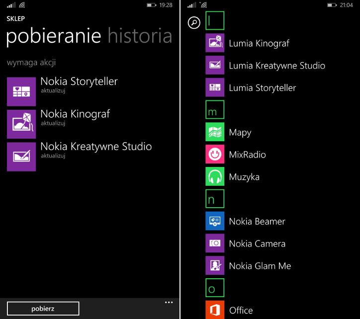 Lumia Storyteller, Lumia Kinograf, Lumia Kreatywne Studio