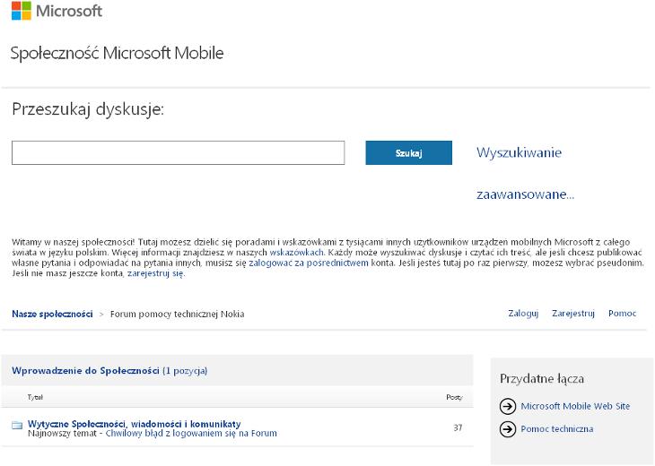 Społeczność Microsoft Mobile