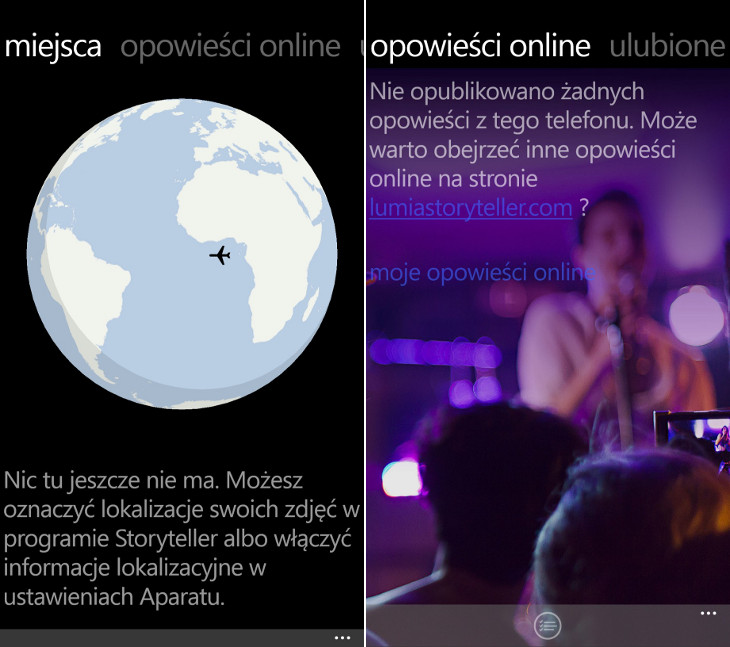 Lumia Storyteller