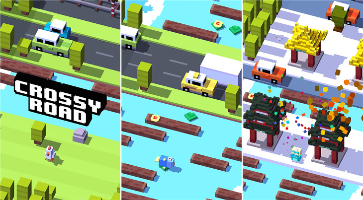 Crossy Road Windows Phone