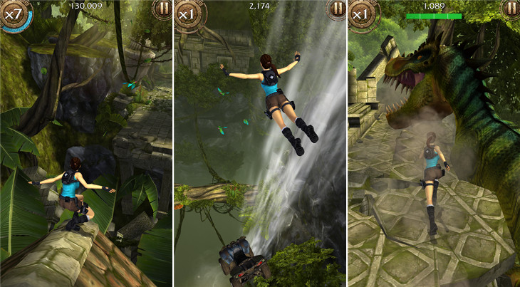 Lara Croft: Relic Run Windows Phone