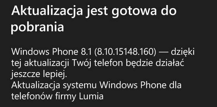 Nokia Lumia 830 - Windows Phone 8.1 Update 2