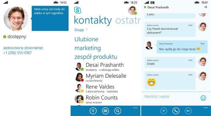 Skype dla firm