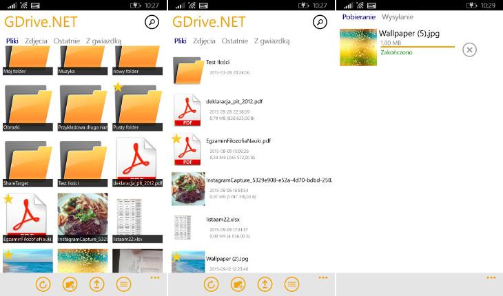 GDrive.NET