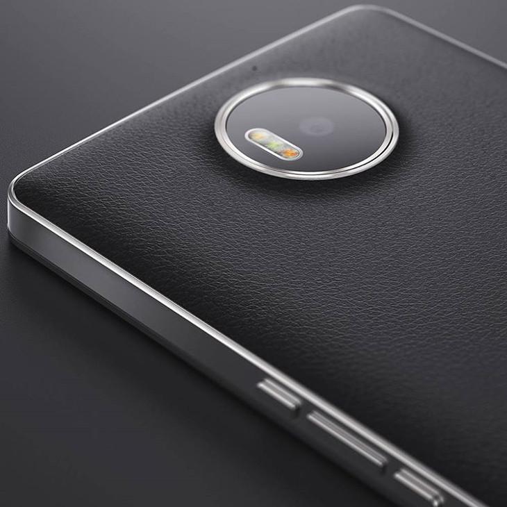 Lumia 950 - obudowa Mozo w kolorze czarnym