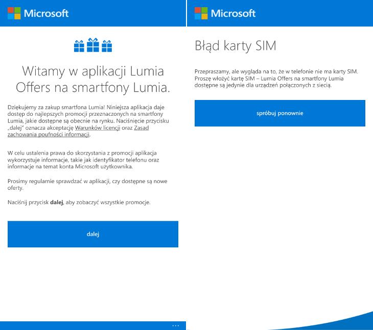 Lumia Oferty
