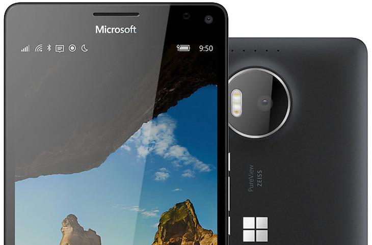 Czarna Lumia 950 Xl Dual Sim W Promocyjnej Cenie W Sklepach Saturn I