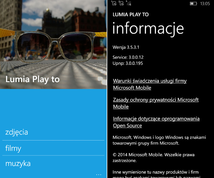 Lumia Play to Windows 10 Mobile