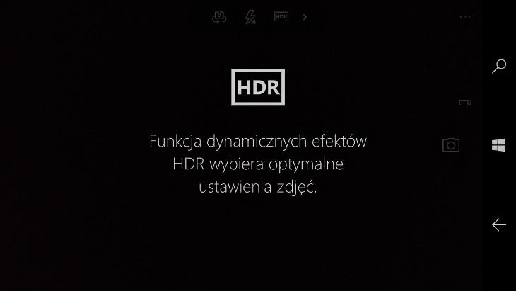 Dynamiczne efekty HDR