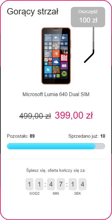 Lumia 640 DS w sklepie x-kom