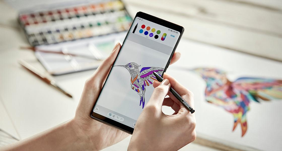 Samsung Galaxy S8, S8+ oraz Note8 otrzymują AR Emoji oraz