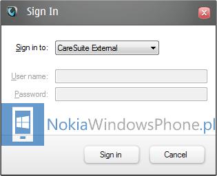 Nokia Care Suite - External